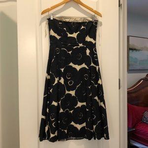 The Limited Dresses - Vintage Limited strapless dress